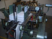 Used KOLBUS KD Small Book Cover Machine