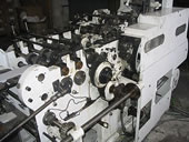 Used Blockbottom Bags Making Line TATRASVIT (1-2 kg bags)
