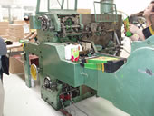 Used W&H T 1441 Flat Handle Bags Making Machine