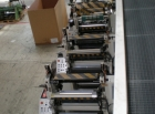 Flexo stack printing machine BHS 650 - 5 colour