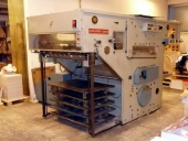 Used Die cutter  TMZ Unicutter 6000