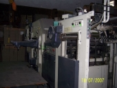 Used Autoplatine BOBST SP 1420 E - 600 T