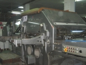 Used AUTOMATIC DIE CUTTER BOBST 1420 SP
