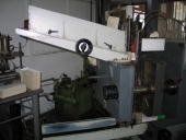 Used Paper plate making machine RABOLINI DUPLIMATIC