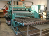 Used Printing Slotter Peters 3050, 1800 mm