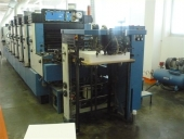Used Printing machine KBA RAPIDA 72  5+L ALV