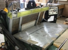 Die cutting machine Tosi