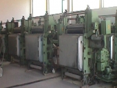 Used Flexo stackpress BHS F-IT-1000