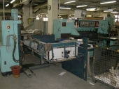 Used Cutting machine Perfecta SEYPA 132 TV