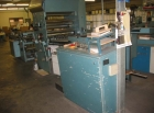 Laminating machine BILLHOEFER MFK 76