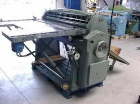 Rotary board cutter KRAUSE