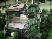 Used Single-lane napkin folder HOBEMA 14C