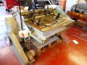 Used Rotary board cutter Kolbus PK