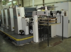Offset printing machine MAN ROLAND, 4 colour