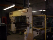 Used Solventless laminator SCHIAVI-ECO-CONVERT JUNIOR