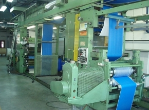 Fisher&Krecke P 650 Flexo printing machine