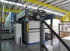 KBA 6 colour offset press, model Rapida 142-6+L BOARDMACHINE