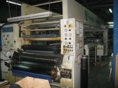 Used LAMINATOR PAPERPLAST SF/102, Size max: 102 x 140 cm
