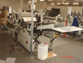 Used KOHMANN F710 Window Patcher single stream machine