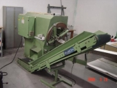 Used Label Punching Machine BUSCH BLS 230