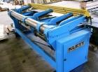 Excenter-slitting machine KLETT - CURIONI MF 400