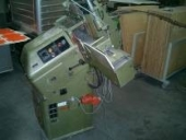 Used Label punching machine BLUMER D18