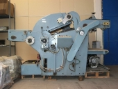 Used UNICUTTER  die cutter with automatic loader