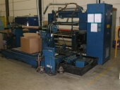 Used Slitting and Rewinding Machine DUSENBERRY