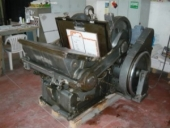 Used Die cutting machine RABOLINI IMPERIA