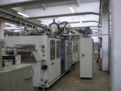 Used Thermoforming machine ILLIG RDM 75 K