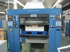 KBA RAPIDA 105-6+L+T+L+CX PWVA 6 colour offset printing machine
