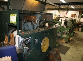 Flat &Satchel Paper Bags making machine Windmöller & Hölscher  MATADOR 31 with Bags Printing
