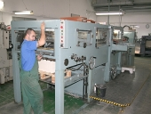 Used Automatic Die Cutter IBERICA DG 60