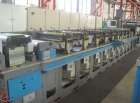 9 colour UV-flexo printing machine  ARSOMA (8 colour + VARNISH) - Label printing
