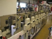 Used Label printer MARC ANDY 2100, 6 colour