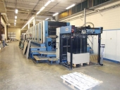 Used KBA Rapida 142-6-T+L, ALV PWHA Offset press 6 colour BOARDMACHINE