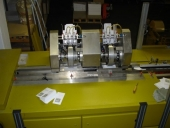 Used Greeting cards packaging machine Köra / Packmat