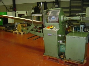 Automatic  punching machine for labels BUSCH B,  year 1982
