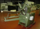 BUSCH ESTA B  automatic punching machine for labels,  year 1970