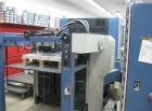 KBA RAPIDA 105-6 SW PWHA offset printing machine, 6 colour on paper or board