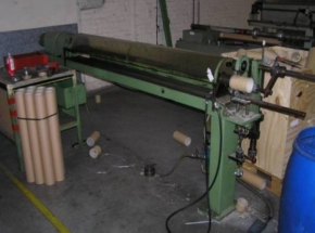 Cutting machine for cardboard KAMPF
