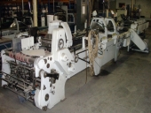 Used Folder gluer BOBST PCR 880