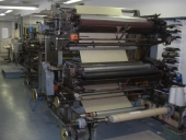 Used Cross Bottom Paper Bag Making W+H QMS 992