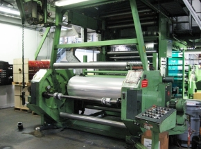 Windmoeller + Hoelscher MODEL 1478- 8 colour CI flexo press