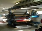 Windmoeller + Hoelscher 4 colour flexo stack press