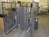 Used Pallets turner BUSCH model SW 104 L2A