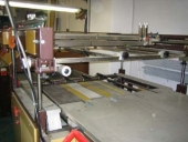 Used Screen process printing machines - all machines together for TOP packet price