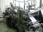 Block bottom paper bag machine FISCHER & KRECKE