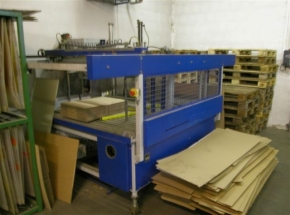Strapping machine MOSCA RO-ATRS fully automatic