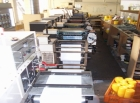 Label printing machine Nilpeter B 200 / 5+1